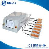 Lâmpada LED infravermelho cuidados corporais massagem Lipo Máquina Laser para emagrecimento Modelagem Corporal/perda de gordura