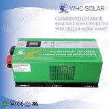 Sistema de Energia Solar de Gerador de Alta Eficiência 6W para Casa