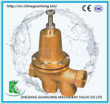 Soupape de commande réduisant la pression à effet direct actionnée par membrane (200P)