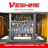 Máquina que sopla de la botella automática llena de la bebida