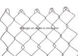 Rete metallica galvanizzata Caldo-Tuffata della rete fissa della rete metallica di collegamento Chain/del diamante