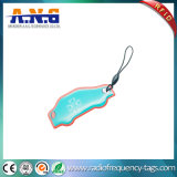 13.56MHz Passive RFID Hf Crystal Epoxy Resin Contactless ID Card