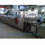 Branqueamento de vapor/Fogão industrial Máquina para processo de vegetais