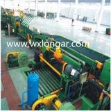 machine de découpage de bobine d'acier inoxydable de 0.25-4.0X1650 millimètre