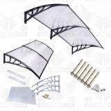 Sombrillas decorativas/pabellón/toldos de la puerta con el panel del policarbonato (YY-B)