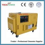 комплект генератора одиночной фазы 10kVA звукоизоляционный