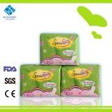 Супер салфетка вещество-поглотителя 260mm санитарная для Daytime пользы