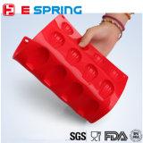 Moulage en gros de moule à gâteaux Chiffon de silicones de cavité de la conformité 20 de FDA