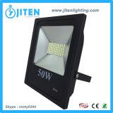 Luz LED para túnel 50W SMD luz de inundación de la carcasa Aluminio