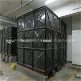 Esmalte modular el depósito de agua de acero prensado