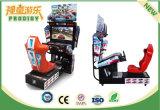 Macchina superata della galleria del gioco video di corsa di automobile del simulatore da vendere