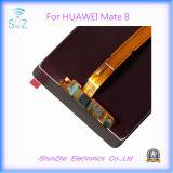 Affissione a cristalli liquidi dello schermo di tocco del telefono mobile del compagno 8 per la visualizzazione di Huawei Displayer