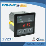 Метр напряжения тока цифров генератора Gv23t тепловозный