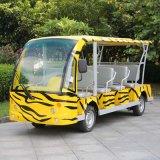 Ce keurde Bus van de Pendel van 14 Zetels de Elektrische in Luchthaven (dn-14) goed