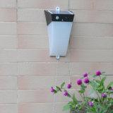 IP65 2017 lumière à la maison solaire extérieure chaude du type DEL pour l'éclairage de jardin