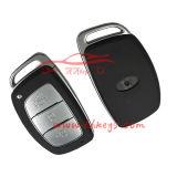 Clé de voiture pour Hyundai Shell 3 bouton Smart Remote Shell clé