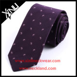 Jacquard 100% de seda Handmade laços tecidos de Paisley do Mens
