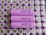 Cycle profond de haute qualité 26f Batterie Samsung Batterie de 18650 2600mAh Batterie au lithium pour Ebike