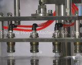 2개 리터 액체 세제를 위한 옆 주둥이 주머니 채우는 캡핑 기계
