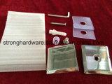 SH45 02s高品質のガラスクランプ、0度のガラス区分の波カッコ