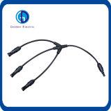 En50618 a étamé le câble solaire de cuivre du conducteur 4mm 6mm 10mm PV1f picovolte