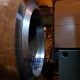 Schnelle Geschwindigkeits-großes Hochleistungsrohr-automatische Ausschnitt-Maschine