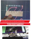 Piegatrice della lettera della macchina piegatubi della lettera della piegatrice della lettera della Manica/lettera che fa bobina