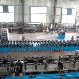 Rolo de aço galvanizado da escada da bandeja de cabo que dá forma ao fabricante UAE da máquina