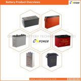 batteries profondes d'Opzv de cycle de gel tubulaire de plaque de 1000ah 2V
