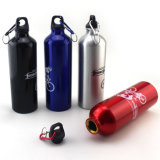 Sports d'aluminium de promotion de l'eau en bouteille, bouteille d'eau en acier inoxydable
