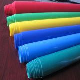 Пвх покрытие водонепроницаемым полиэфирная ткань для палаток Тб032