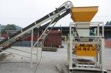 Qt40c-1 máquina de bloco pequeno máquina de fabricação de tijolos de concreto