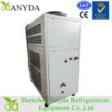 Tipo de refrigeração ar refrigerador de água da baixa temperatura com compressor de Danfoss