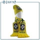 Qualität mit konkurrenzfähiger Preis-Schal-und Hut-Set