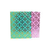 Support en plastique coloré de fichier avec des bandes élastiques