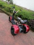 BluetoothのCitycoco Harleyのスクーター