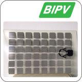 建物の太陽エネルギーシステムのための高い透過BIPVの太陽電池パネル