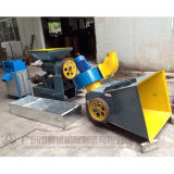 Máquina de granulador de plástico de espuma de EPS