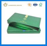 Kundenspezifischer kosmetisches Paket-Papierspitzenkasten eingestellt (mit UVdrucken)