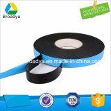 Nastro bianco autoadesivo solvibile a prova d'umidità della gomma piuma di industria (BY1520)