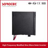 Inversor solar solar do sistema de energia com o controlador interno da carga