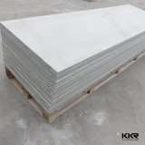 Strato di superficie solido acrilico di marmo artificiale di prezzi di fabbrica