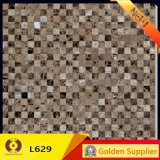 600X600mmの床タイルの合成の大理石の磁器のタイル(L612)