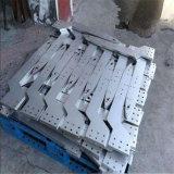 CNC van de douane de Vervaardiging van het Roestvrij staal en van het Aluminium van de Vervaardiging van het Metaal van het Blad