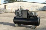 pequeño compresor de aire del tornillo de 32cfm 10bar con el tanque