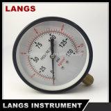 068 Auto Parts 100 mm Indicador de presión estándar en seco