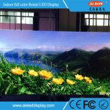 Estável desempenho P4 Indoor LED Display Board para sala de reuniões