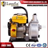 Mini pompe à eau domestique à usage domestique à essence à essence (essence) de 1,5 pouce (38 mm)