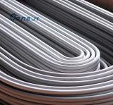 Aço inoxidável sem costura U Tubo para trocador de calor U Tubes
