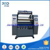 Sin núcleo térmica de la máquina del rollo de papel que rajan